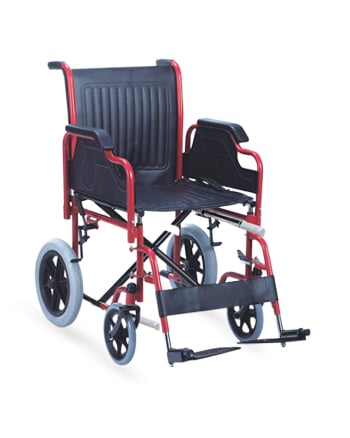 Schafer Premio Steel Manual Wheelchair (ST-62.14)