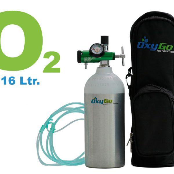 OxyGo Lite Oxygen Medical Cylinder Kit