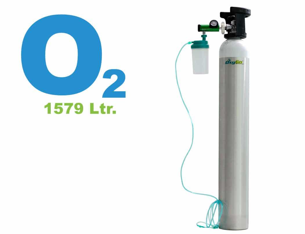 OxyGo Maxima Oxygen Medical Cylinder Kit