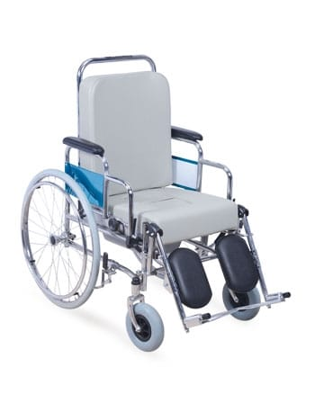 Schafer Sanicare Wheelchair Commode (ST-63.26)