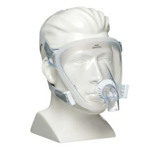 FitLife Total Face CPAP Mask with Headgear by Philips Respironics