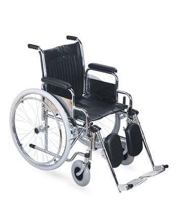 Schafer Premio Steel Manual Wheelchair (ST-65.19)