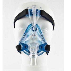 Mojo Gel Full Face CPAP Mask with Headgear by Sleepnet