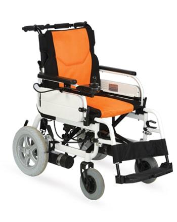 Schafer Escapade Motorized Outdoor Wheelchair (AL-63.33B)