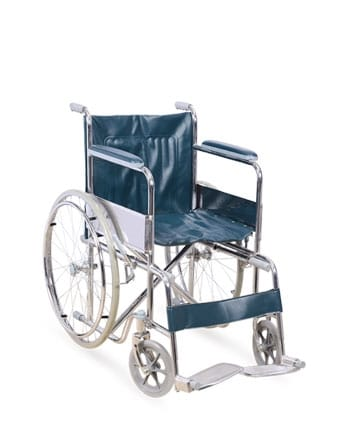 Schafer Nexus Steel Manual Wheelchair (ST-64.17B)