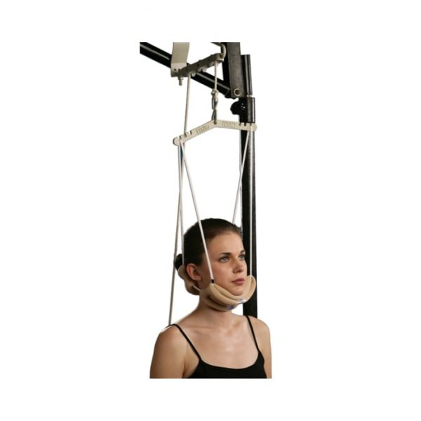 Tynor G-25 Cervical Traction Kit with Weight Bag (Sitting) Universal