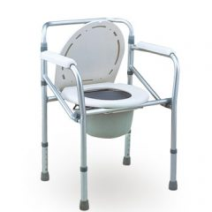 Schafer Sanicare Commode Chair (CS-270ALU)