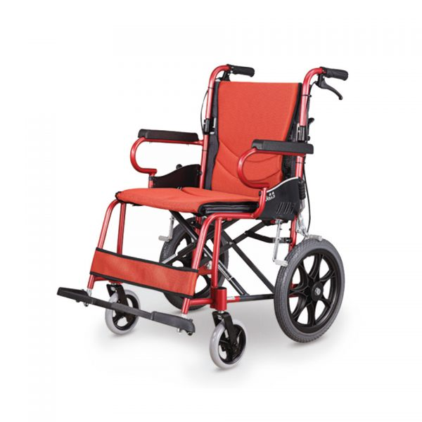 "Karma KM-2500 Premium Series Aluminium Manual Wheelchair (14""Rear Wheel)"