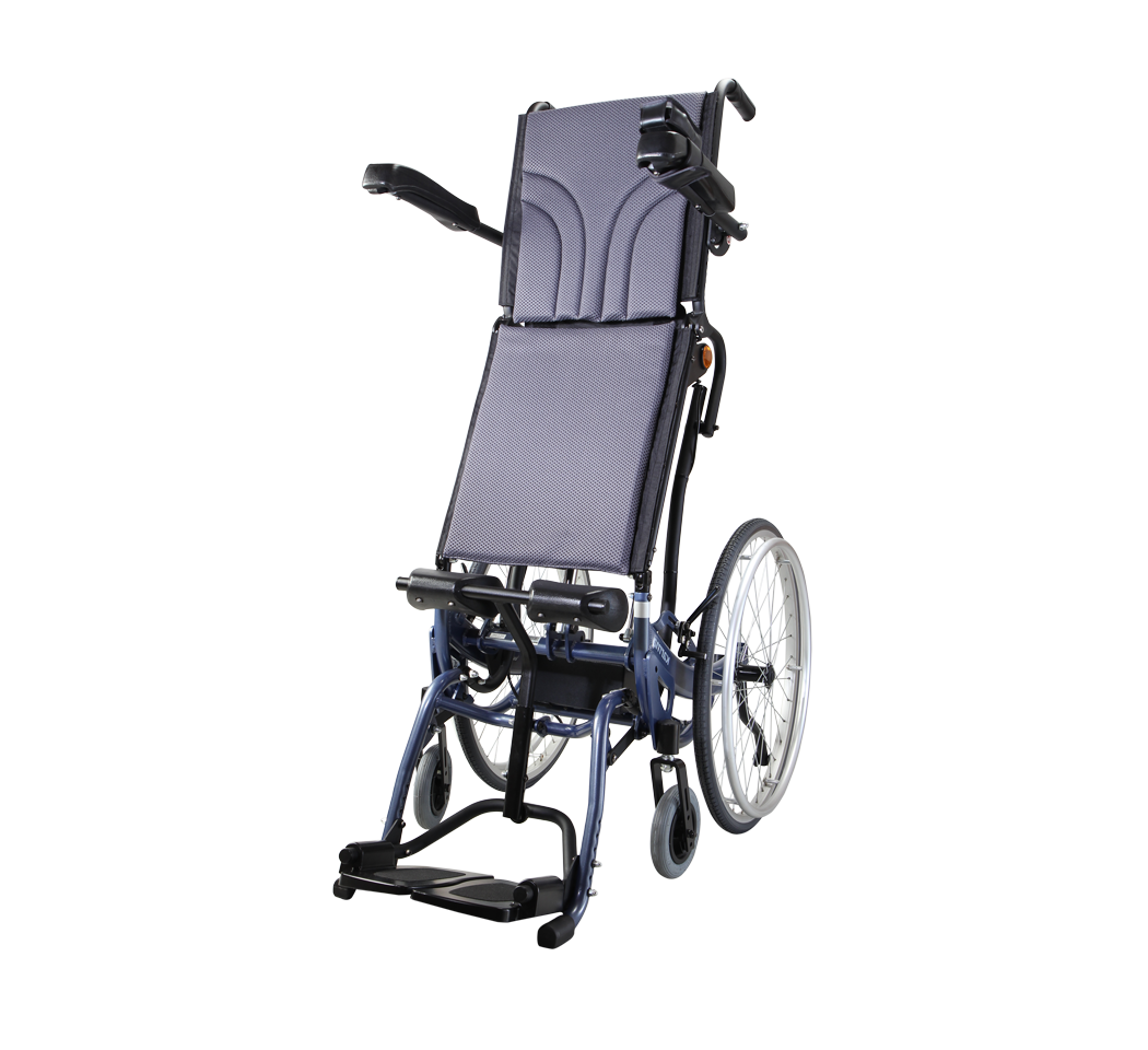 Karma SME Self Propelled Manual Standing Wheelchair