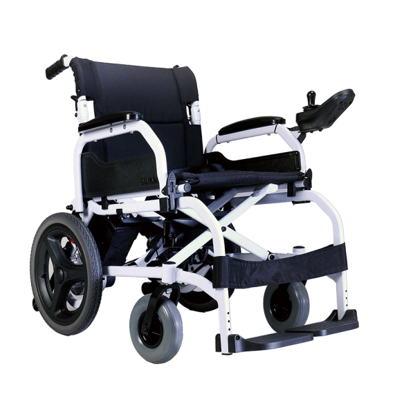 Karma SP-100 Foldable Power Wheelchair