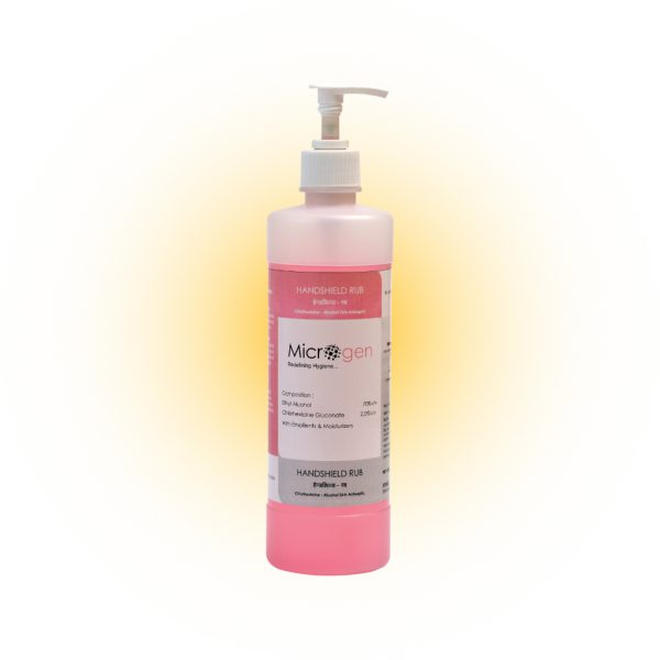 Buy Microgen Handshield Disinfectant Hand Sanitizer in Pune & Mumbai, India