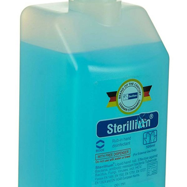 Buy Sterillium Hand Sanitizer – 500 ml in Pune & Mumbai, India