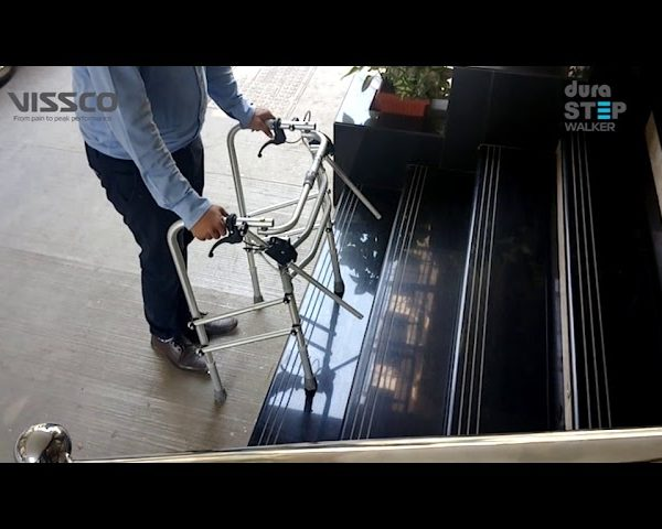 Vissco Dura Step Walker for Climbing Stairs